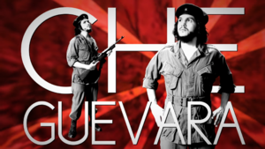 Che Guevara Title Card