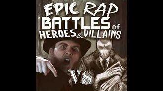 Jack the Ripper vs Slender Man