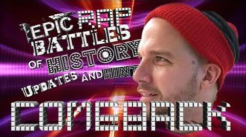 ERB Comeback in 2018?! - Epic Rap Battles of History Updates and Hints