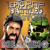 Master Chief vs Leonidas/Rap Meanings