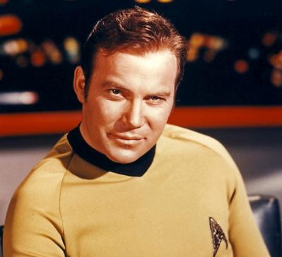 Captain Kirk plz