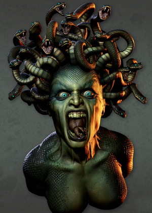 Medusa Based On
