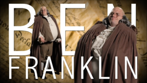 Ben Franklin Title Card