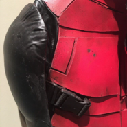 Deadpool costume ERB ig