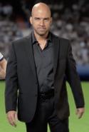 Lloyd as Zinedine Zidane