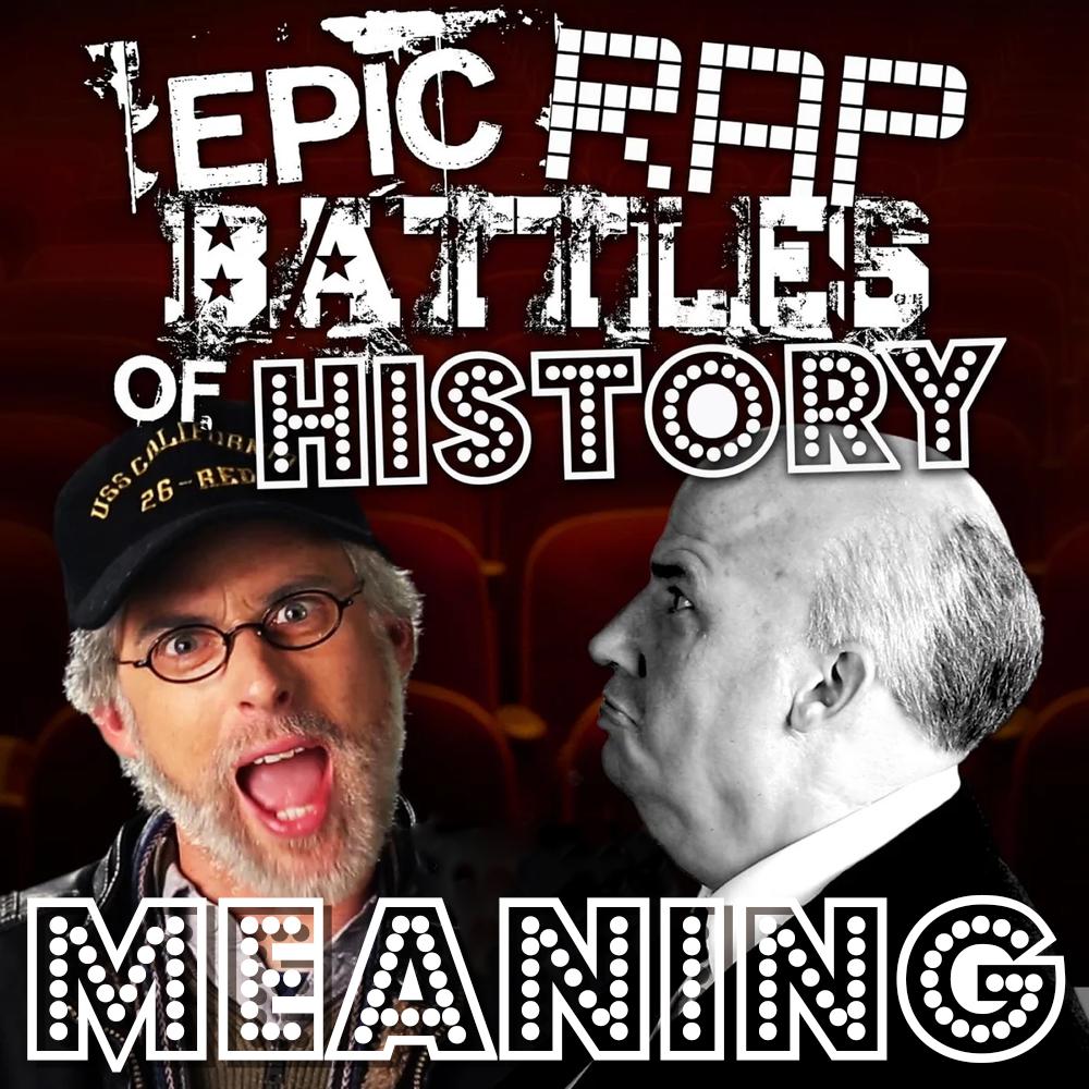 Steven Spielberg vs Alfred Hitchcock/Rap Meanings | Epic Rap