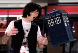 TARDIS Lewis and Clark vs Bill and Ted