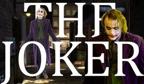 The Joker title card