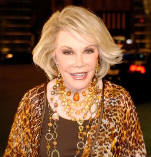 Joan Rivers Based On