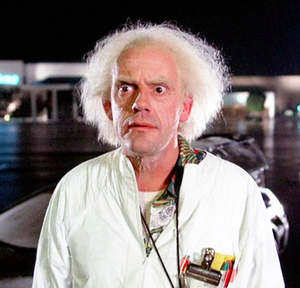 Doc Brown Based On