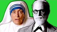 Mother Teresa vs Sigmund Freud