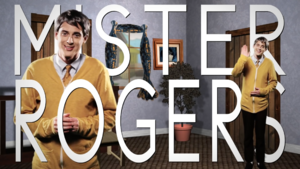 Mr. Rogers Title Card