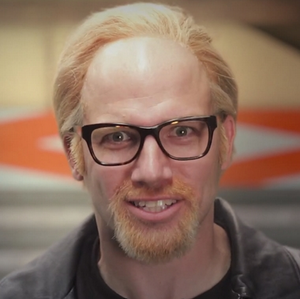Adam Savage In Battle