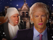 Donald Trump vs Ebenezer Scrooge Thumbnail