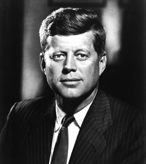 John F. Kennedy Based On