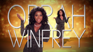 Oprah Winfrey Title Card