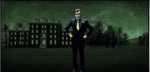 Gotham City Arkham Asylum