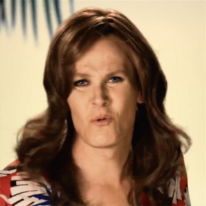 Caitlyn Jenner In Battle