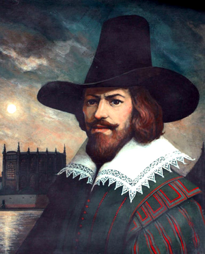 Guy Fawkes Based On