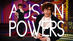 Austin Powers Title Card