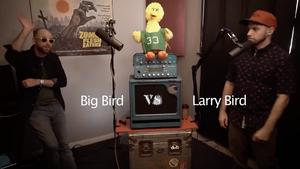 Big Bird Title Card