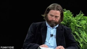 Zach Galifianakis Cameo ERB News