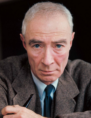 J. Robert Oppenheimer Based On