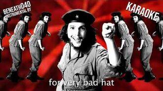 KARAOKE ♫ Che Guevara vs Guy Fawkes INSTRUMENTAL