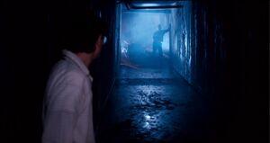 Nightmare on Elm Street Tunnel Based On