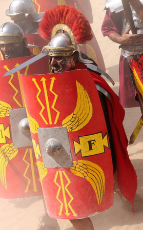 Roman Soldiers Based On