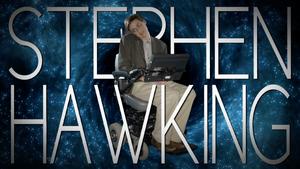 Stephen Hawking Title Card
