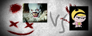 Pennywise vs mandy