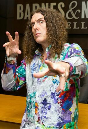 """Weird Al"" Yankovic"