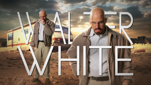 Walter White Title Card
