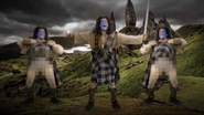 William Wallace in YouTubeSpot Commercial