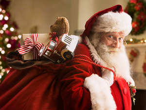 Santa Claus Based On