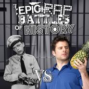 Barney Fife vs Shawn Spencer