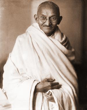 Gandhi Based On