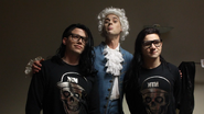 Mozart And Skrillex With Real Skrillex