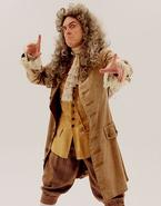 Newton swag