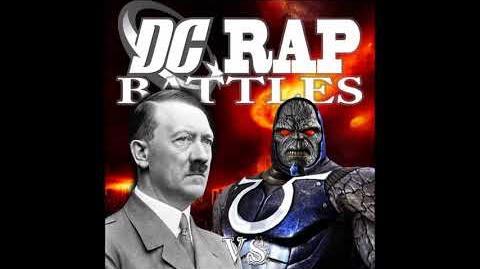 Darkseid vs Adolf Hitler