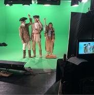 Lewis & Clark Sacagawea Behind the Scenes