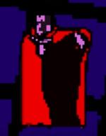 Count Dracula Castlevania