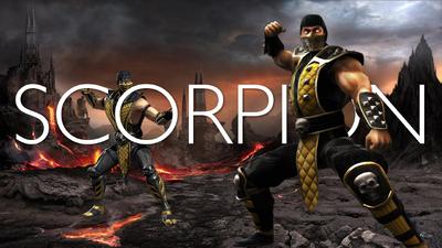Scorpion Title Card