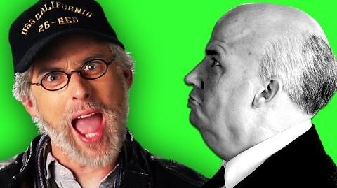Steven Spielberg vs Alfred Hitchcock