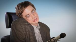 Stephen Hawking Cameo Hitler vs Vader 3
