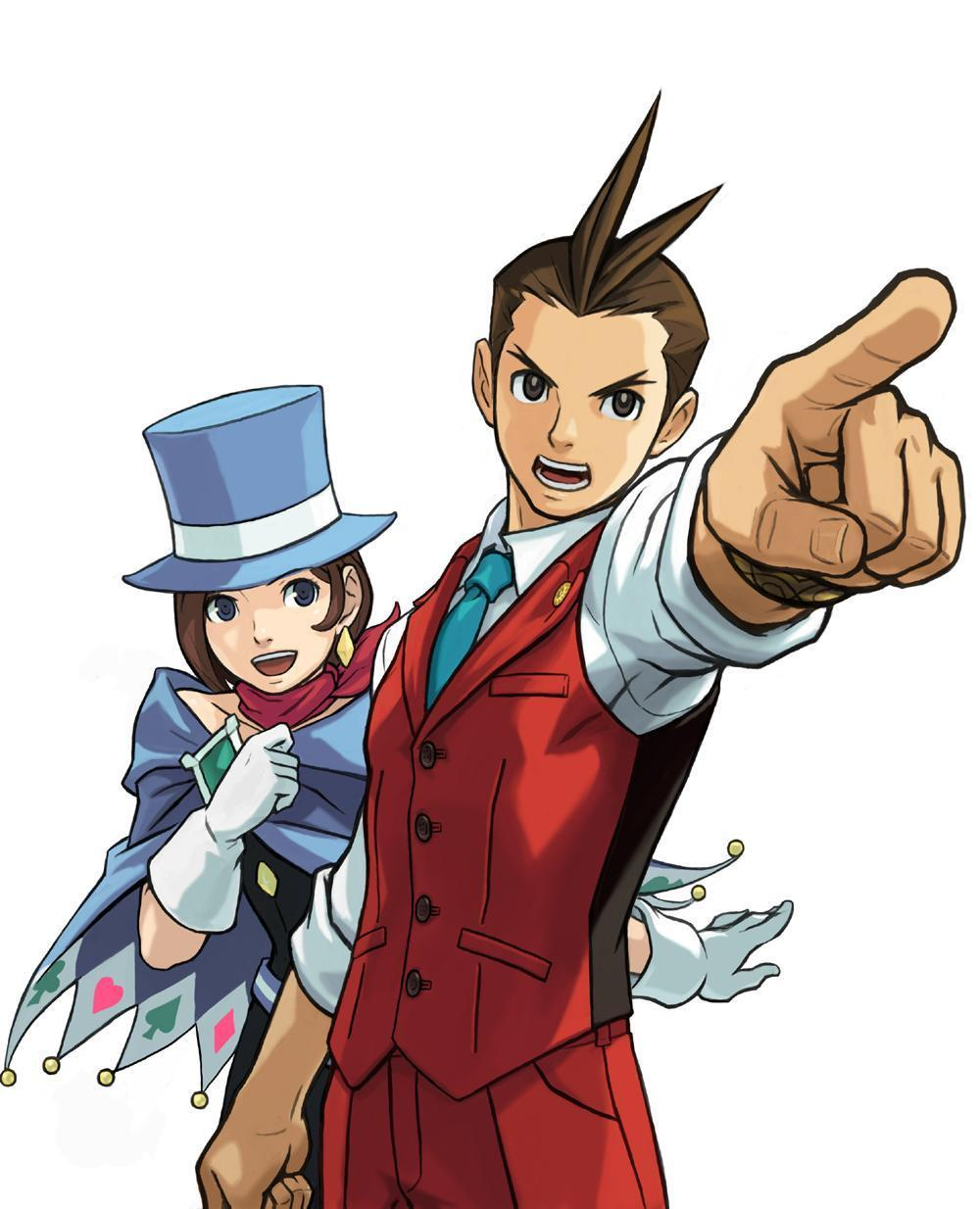 siblings apollo justice and trucy wright