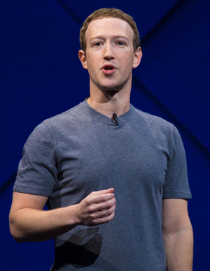 Mark Zuckerberg asual attrie Based On