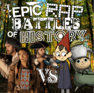 Over the garden wall vs Lewis & Clark and Sacagawea