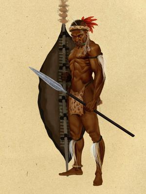 Zulu Warriors Based On